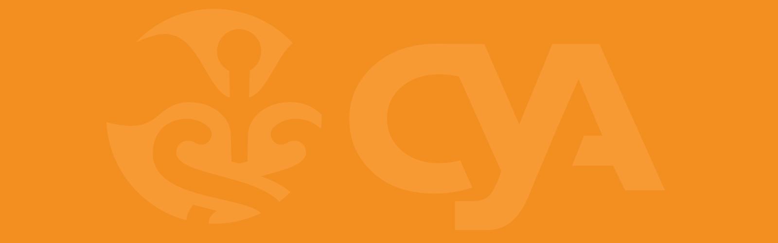 CYA Logo Orange